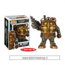 Pop! Games: Bioshock - Big Daddy 6 inch