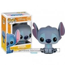 Disney Lilo & Stitch Stitch Seated Flocked Pop! Vinyl Figure