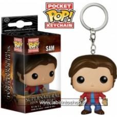 Pocket POP Keychain: Supernatural - Sam