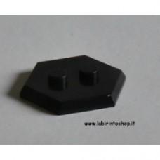 Brick-one supporto per action figure sagomato nero