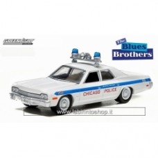 Greenlight Hollywood 1975 Dodge Monaco Chicago Police - Blues Brothers