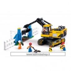 Excavator M38-B0551