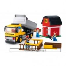 Dump Truck M38-B0552