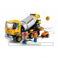 Cement Mixer M38-B0550