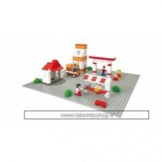 Sluban Basic Building Plate 50x50 Studs 40 x 40 cm