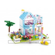 Sluban Family House M38-B0535