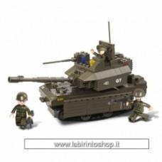 Army - Tank M38-B0287 - SLUBAN