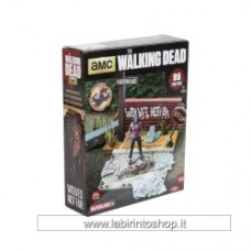 MCFARLANE TOYS Walking Dead Wolves Not Far Construction Set