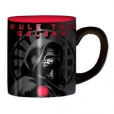 Star Wars Episode VII - The Force Awakens Kylo Ren Rule the Galaxy 14 oz. Laser Ceramic Mug