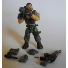 Mega Bloks - Call of duty - Personaggio - Tank buster