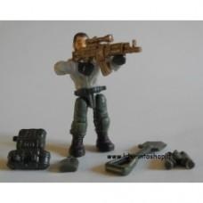 Mega Bloks - Call of duty - Personaggio - Hide