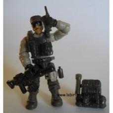 Mega Bloks - Call of duty - Personaggio - Right Hand