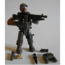 Mega Bloks - Call of duty - Personaggio - Master