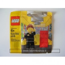 Clerk Minifigure Polybag 5001622