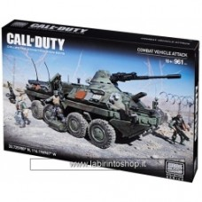 Mega Bloks Call of Duty Combat Vehicle Attack