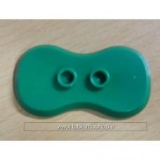 Brick-one supporto per action figure sagomato verde