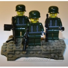 Brick one Minifigure - Vietnam - Fire team Alpha