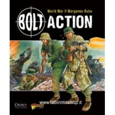 Bolt Action Rulebook War World II