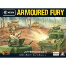 Armoured Fury - Bolt Action Tank War starter set