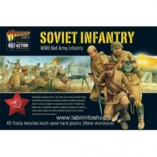 Soviet Infantry plastic box set