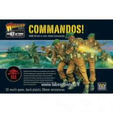 Commandos! plastic box set