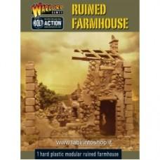 Ruined Farmhouse plastic box set