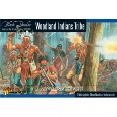 Woodland Indian Tribes (Plastic Box)