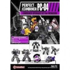 Perfect Effect PC-04 Combiner Wars Upgrade Set for Menasor
