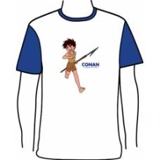 conan otaku t-shirt