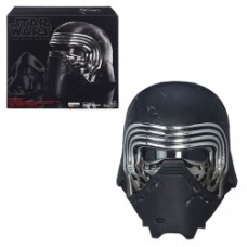 Star Wars The Force Awakens Kylo Ren Voice Changer Helmet The Black Series Prop Replica