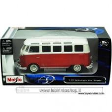 Maisto - Volkswagen Van Samba Bus 1/25 scale