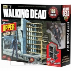 MCFARLANE TOYS Walking Dead UPPER PRISON CELL Building Set