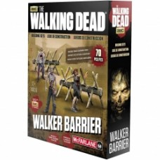 MCFARLANE TOYS Walking Dead Barrier Accessory Building Set