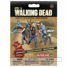 MCFARLANE TOYS Walking Dead Building Set Blind Bag Serie 1