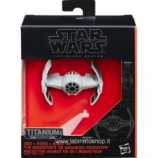 Star Wars: The Force Awakens Black Series Titanium Inquisitor's TIE Advanced
