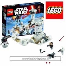 Lego - Star Wars - Hoth Attack 75138