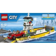 Lego - City - 60119 Ferry