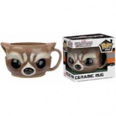 Guardians of the Galaxy - Rocket Raccoon Pop! Home Ceramic Mug