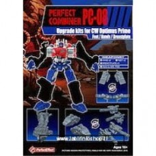 Perfect Effect PC-08 Combiner Wars Upgrade Kig for Optimus Prime