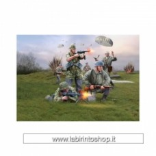 Revell WWII German Paratroops 02532