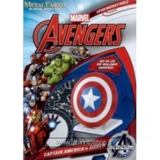 Metal earth AVENGERS SCUDO DI CAPTAIN AMERICA