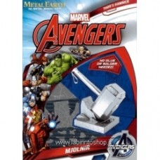 Metal earth AVENGERS MARTELLO DI THOR