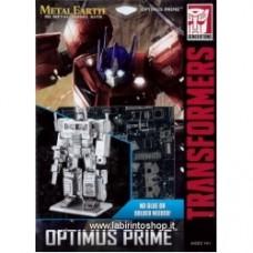 Metal earth OPTIMUS PRIME TRANSFORMERS