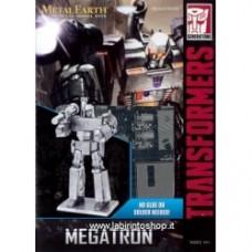 Metal earth MEGATRON TRANSFORMERS