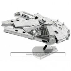 Star Wars STAR WARS MILLENNIUM FALCON Metal Earth Model Kit