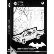 BATMOBILE 1966 DC COMICS BIG