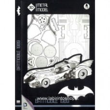BATMOBILE 1989 DC COMICS BIG