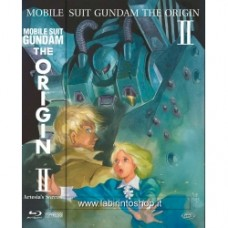 Mobile Suit Gundam - The Origin II - Artesia's Sorrow DVD