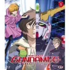 Mobile Suit Gundam Unicorn #01 - Il Giorno Dell'Unicorno Blu-ray