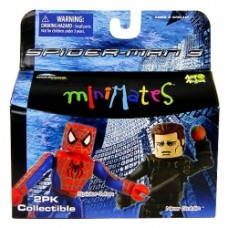 minimates spider-man 3 spider-man new goblin
